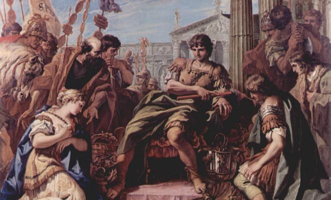¿Cómo se elegían los nombres de los romanos?