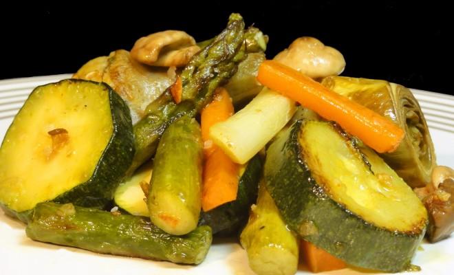 ¿Sabías que las verduras que se hacen fritas son mucho más sanas que las cocidas?