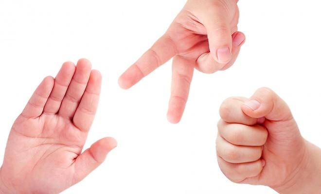 ¿Sabías que han descubierto la estrategia para poder ganar al piedra, papel o tijera?