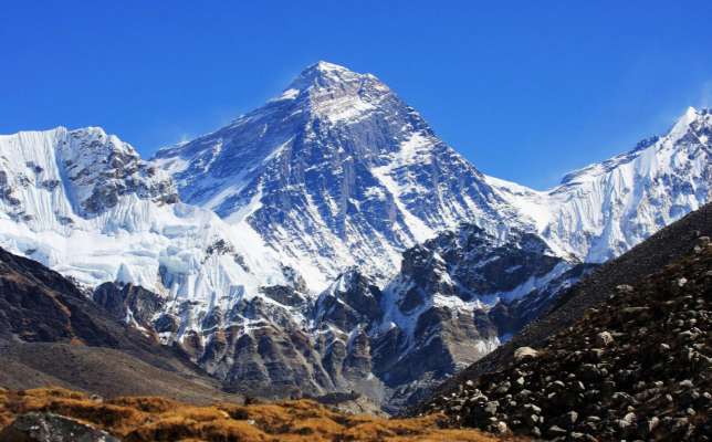 Everest no es la montaña