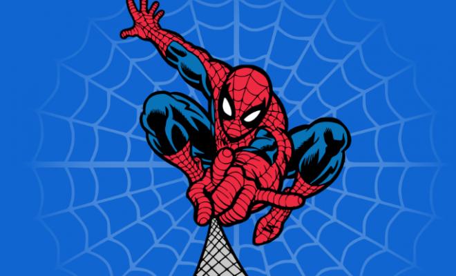 Spider-Man aparece