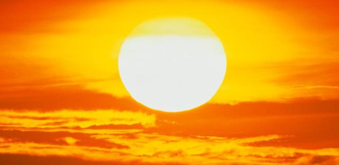 si el sol no brilla