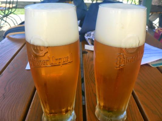 la cerveza es más barata que el agua