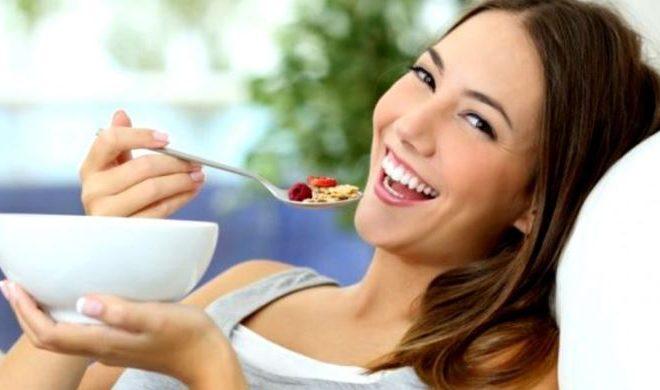 Alimentos que te ponen de buen humor