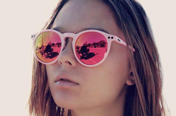 Así las gafas de sol lowcost afectan a los ojos