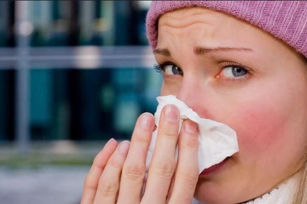 Cuando hace frío la nariz nos gotea por este motivo