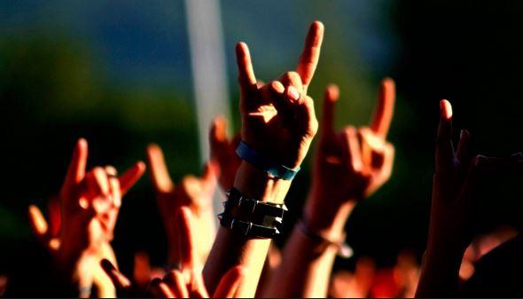 El increíble efecto de la música metal
