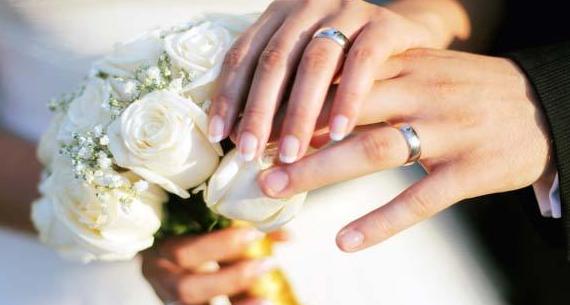 El curioso significado de los aniversarios de boda