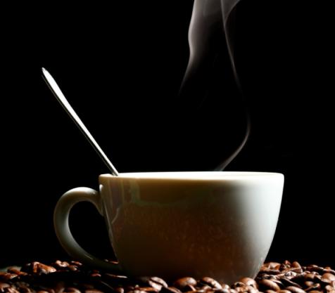 El aroma del café nos pone de buen humor