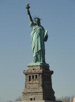 Los datos más increíbles sobre la Estatua de la Libertad