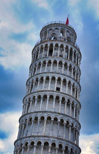 ¿Por qué la Torre de Pisa